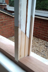 how to change chords on a sash window